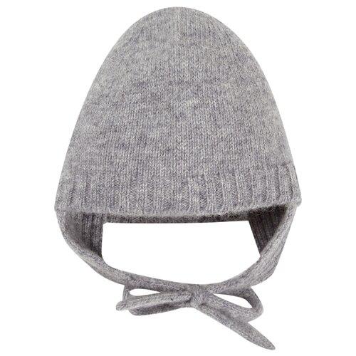 Купить Шапка Il Gufo размер 46, серый, Головные уборы
