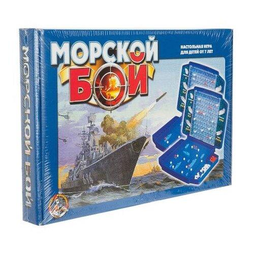 Купить Настольная игра Десятое королевство Морской бой 00992, Настольные игры