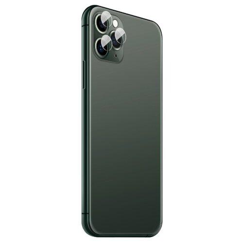 Купить Защитное стекло Blueo 2.5D Camera Lens для Apple iPhone 11 Pro/11 Pro Max прозрачный