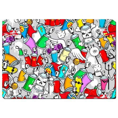 Игровой коврик для мыши Банки аэрозольные