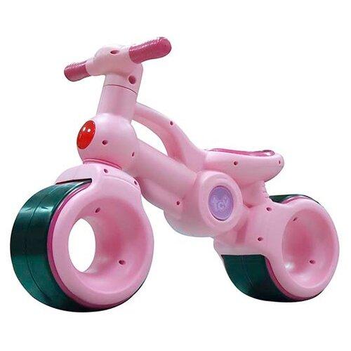 Купить Каталка-толокар TCV Balance Bike (V100) розовый, Каталки и качалки