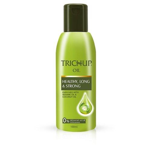 Trichup Масло для роста и укрепления волос Hair Oil Healthy, Long & Strong, 100 мл