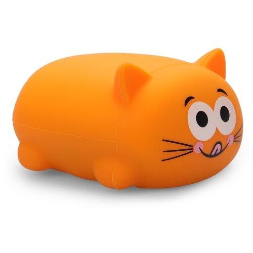Развивающая игрушка Happy Baby Soft & Joy 330374 оранжевый happy baby развивающая игрушка iq caterpillar happy baby