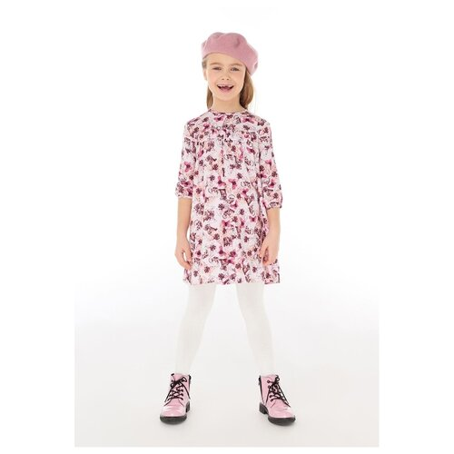 Платье INFUNT размер 128, розовыйПлатья и сарафаны<br>