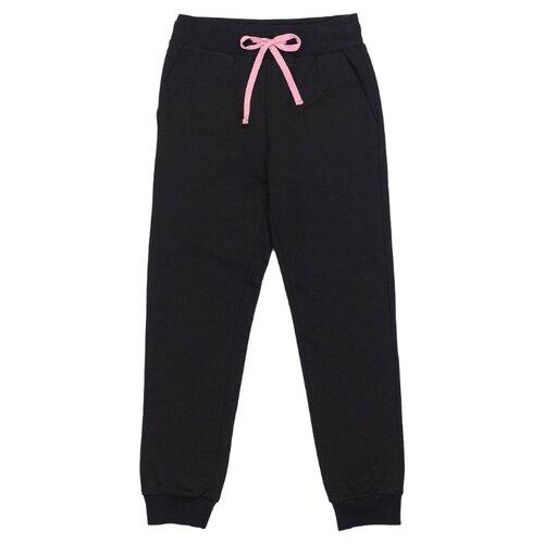 Купить Спортивные брюки M-Bimbo размер 152, черный, Брюки