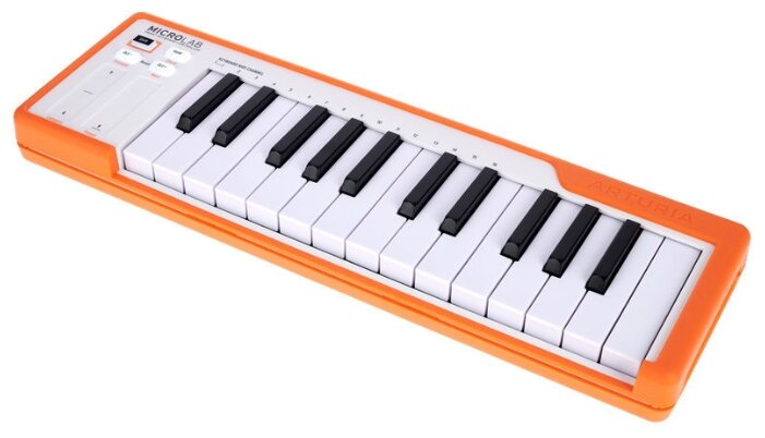 MIDI-клавиатура Arturia Microlab