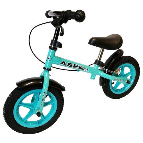 Беговел ASE-Sport Ase-Balance Bike M4 раздвижные роликовые коньки ase sport защита набор ase 621 combo р 27 – 30
