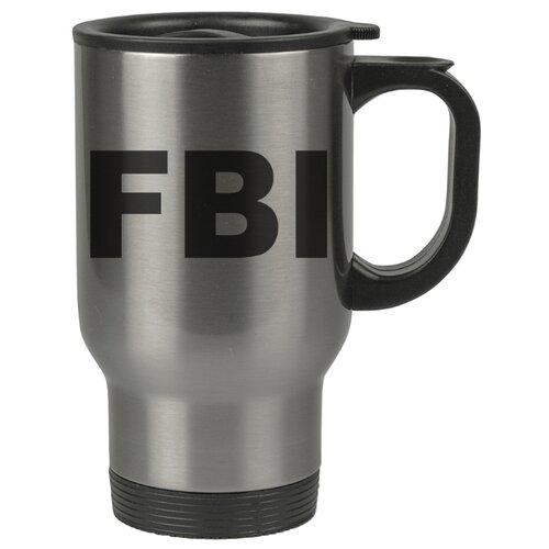 Автомобильная термокружка FBI