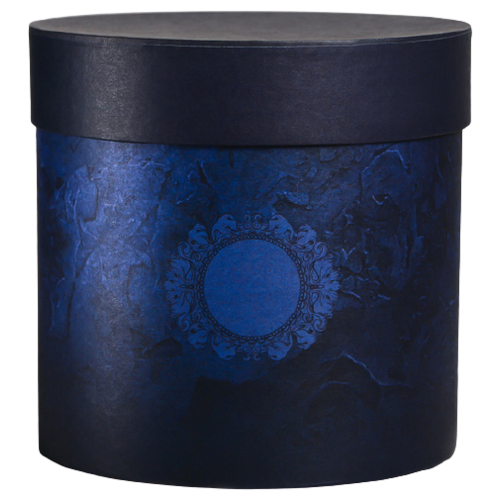 Коробка подарочная Дарите счастье Пантон 07 15 х 15 см синий недорого