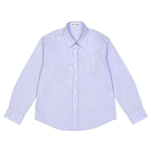 Рубашка Ciao Kids Collection размер 7 лет, голубой