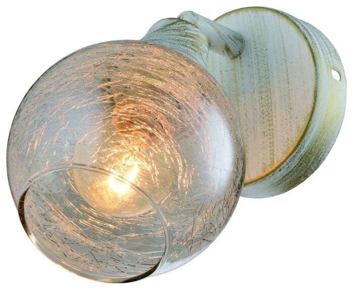 Купить Настенный светильник Rivoli Acate Б0044758, 40 Вт по низкой цене с доставкой из Яндекс.Маркета (бывший Беру)