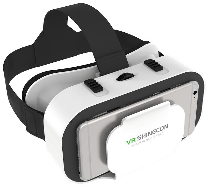 Очки виртуальной реальности для смартфона VR SHINECON SC-G05A фото 1