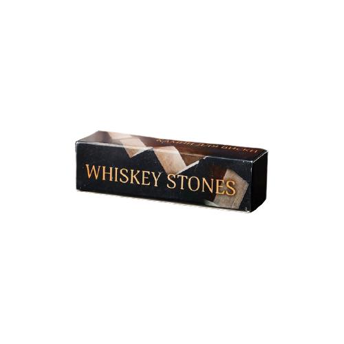 Охладители для напитков Дарим красиво Whiskey Stones 1230420 4 шт. серый