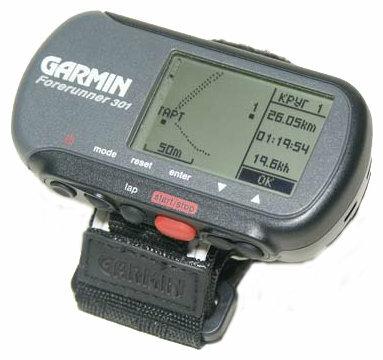 Навигатор Garmin Forerunner 301