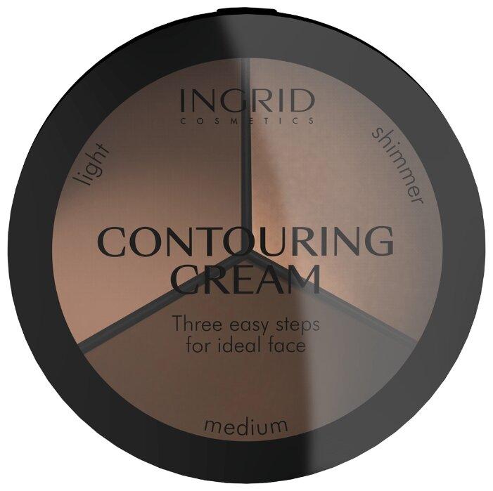 Ingrid Cosmetics Палетка для контурирования лица Ideal