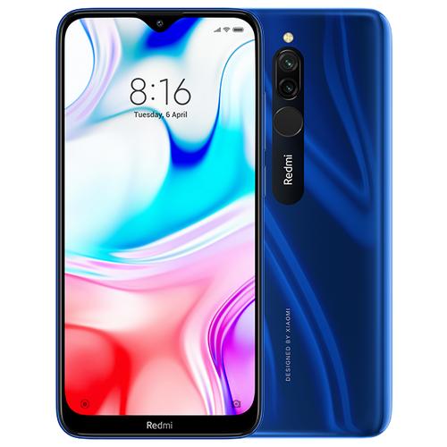 Купить Смартфон Xiaomi Redmi 8 3/32GB голубой сапфир