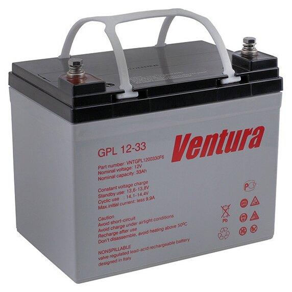 Аккумуляторная батарея Ventura GPL 12-33 34 А·ч