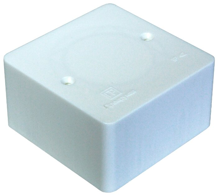 Распределительная коробка ПРОМРУКАВ 40-0460 наружный монтаж 85x85 мм