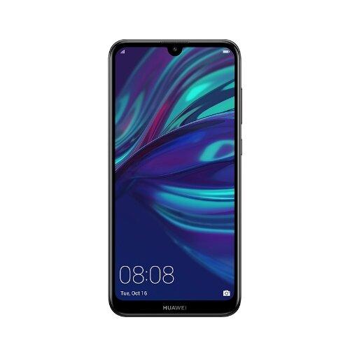 Купить Смартфон HUAWEI Y7 (2019) 64GB полночный черный