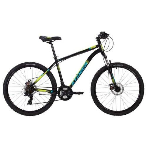 цена на Горный (MTB) велосипед Stinger Element Evo 26 TY300 (2020) черный 18 (требует финальной сборки)