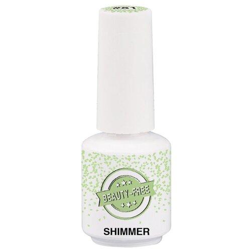 Купить Гель-лак для ногтей Beauty-Free Shimmer, 8 мл, лавровый зеленый