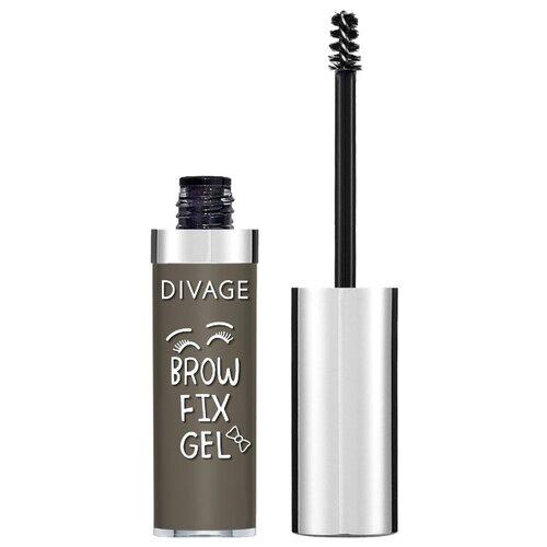 DIVAGE Гель для бровей Browfix Gel 03 недорого