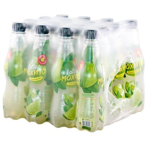 Газированный напиток Мохито Latino Классический, 0.4 л, 12 шт.