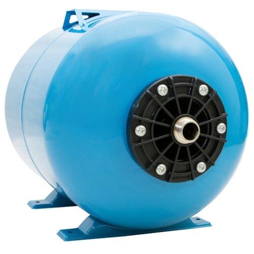 Гидроаккумулятор ДЖИЛЕКС 50 ГП к 50 л горизонтальная установка мембрана гидроаккамулятора джилекс 50 л