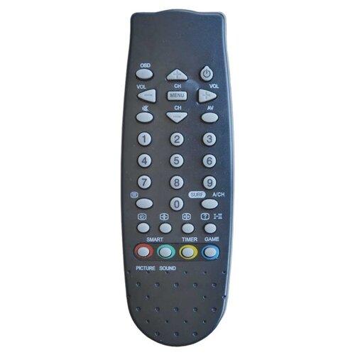 Фото - Пульт ДУ Huayu RC-0764 / 0770 для телевизоров Philips 14PT138A/58R/20PT118A/21PT1663/21PT2682/21PT1663/25PT4623, черный пульт ду huayu rc 19335019 01 для телевизоров philips 14pf6826 26pf8946 20pf8846 17pf8946 серый