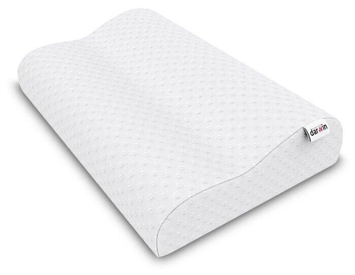 Купить Подушка ортопедическая Darwin Life 1.0 по низкой цене с доставкой из Яндекс.Маркета