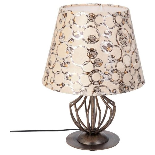 Настольная лампа Vitaluce V1560/1L, 60 Вт настольная лампа vitaluce v1264 1l 60 вт