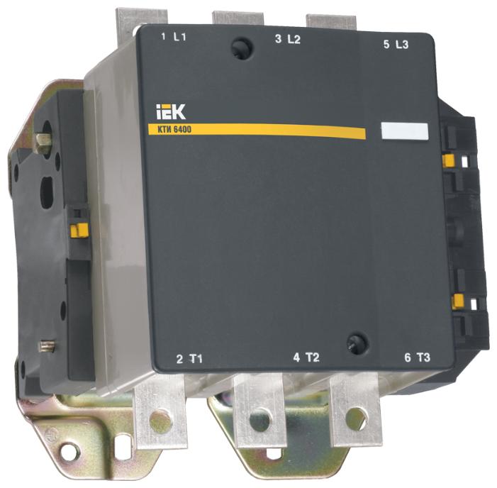 Вспомогательный контактор/реле IEK KKT60-500-230-10