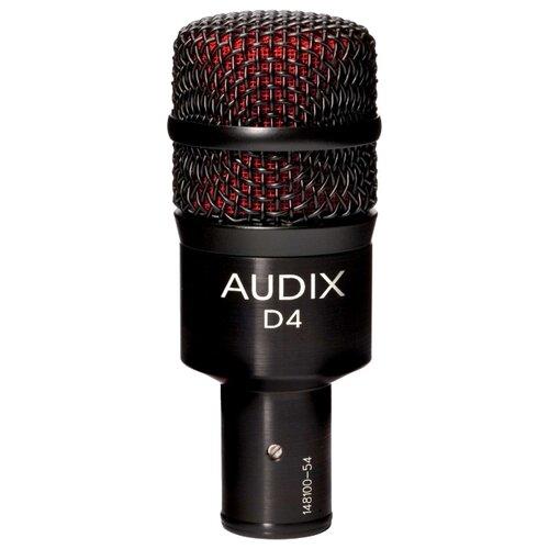 Микрофон Audix D4, черный
