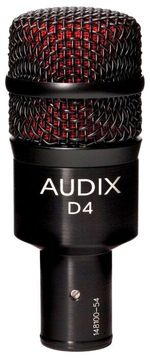 Микрофон Audix D4 черный фото 1