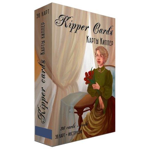 """Гадальные карты Magic-Kniga Оракул """"Kipper Cards. Карты Киппер"""", 36 карт"""