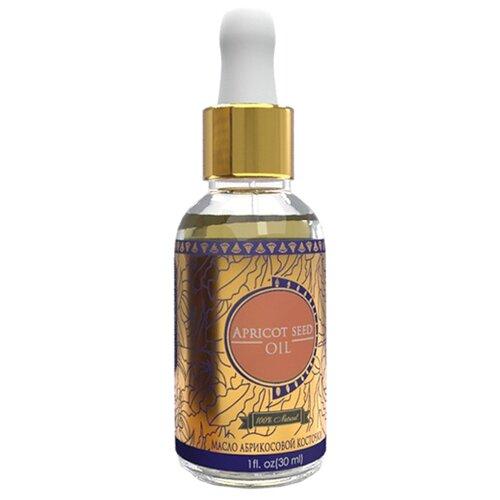 Масло для тела Shams Natural oils Масло абрикосовых косточек, бутылка, 30 мл масло для тела shams natural oils семян моркови 30 мл