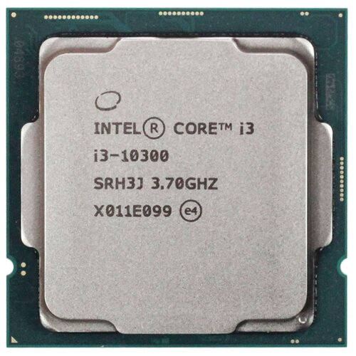 Процессор Intel Core i3-10300 OEM процессор intel core i3 8350k oem