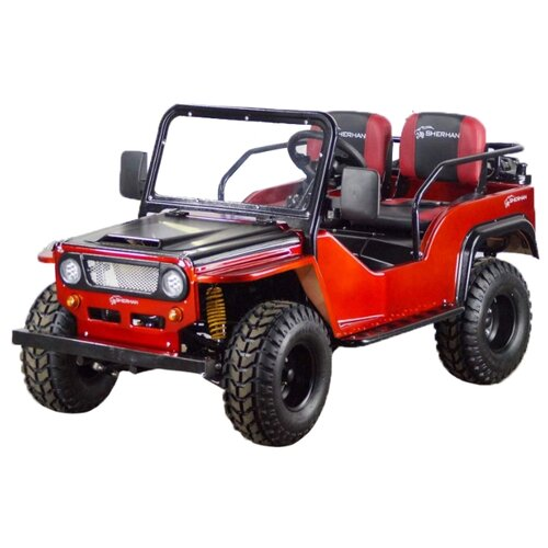 Купить Sherhan Автомобиль Cruiser New красный, Электромобили