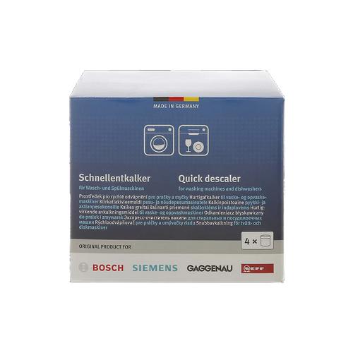 Bosch Средство от накипи 4х250 г