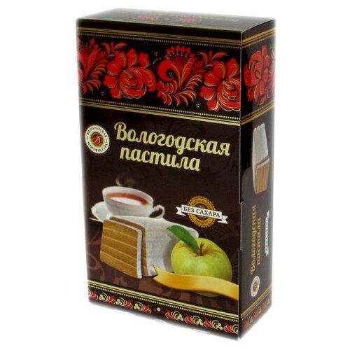 Пастила Вологодская мануфактура классическая без сахара 230 г