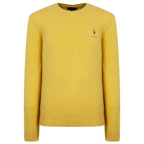 Купить Джемпер Ralph Lauren размер 92, желтый, Джемперы и толстовки