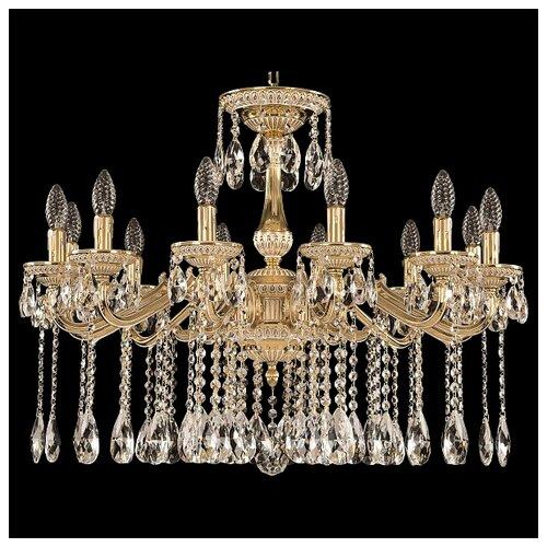 Люстра Bohemia Ivele Crystal 75102/12/250 A GW, E14, 480 Вт