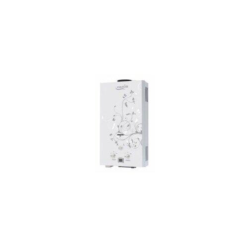 Фото - Проточный газовый водонагреватель Oasis Glass 20ZG/TUR проточный газовый водонагреватель bosch wr 15 2p23