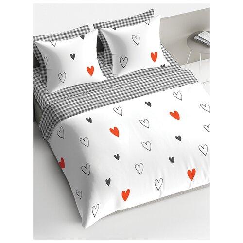 Комплект постельного белья 1.5 Браво LOVE ME