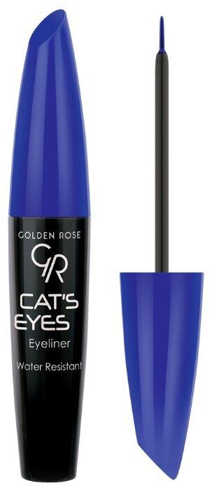 Golden Rose Подводка для глаз Cat's Eyes