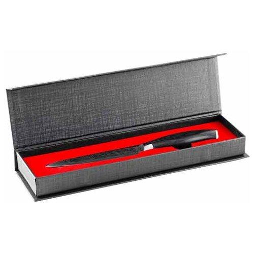 GIPFEL Нож универсальный Barocco 13 см черный нож поварской gipfel barocco 20 см
