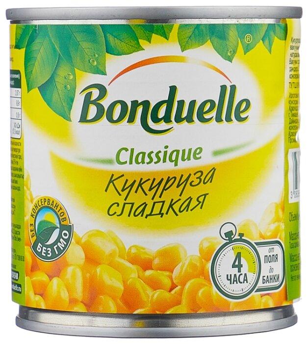 Кукуруза сладкая Bonduelle жестяная банка 170 г