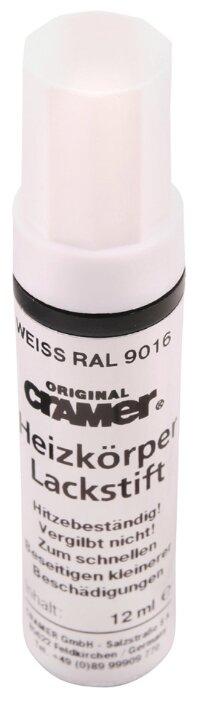 Краска Original CRAMER Штрих-корректор для подкраски радиаторов и батарей глянцевая