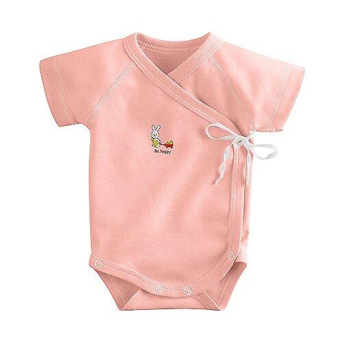 Купить Боди Наша мама размер 56, розовый