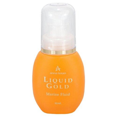 Anna Lotan Liquid Gold Marine Fluid Нежный гель для лица по уходу за всеми типами кожи, 30 мл